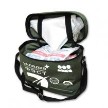 Санитарная сумка с укладкой для оказания первой помощи